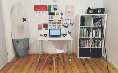 Come organizzare la scrivania dell'ufficio?